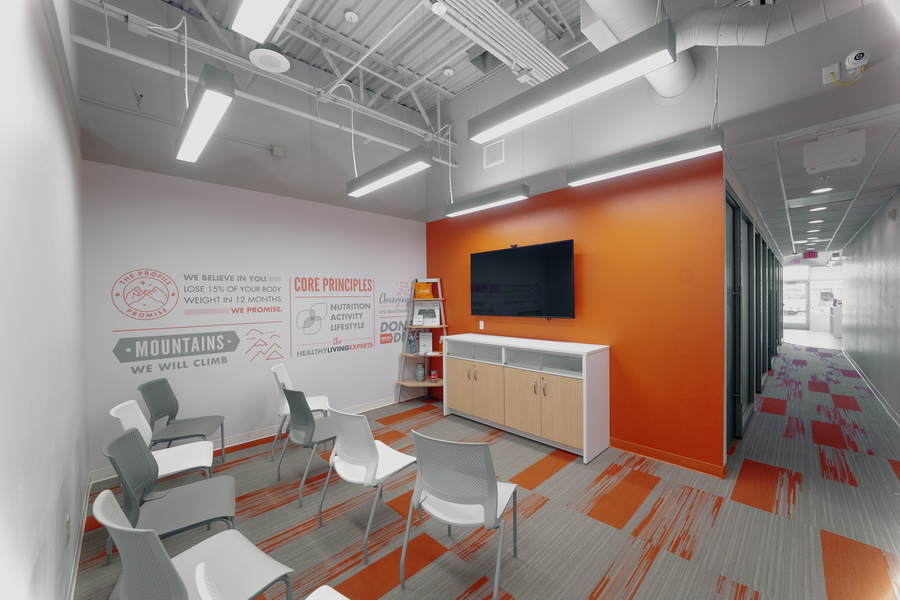 Profile by Sanford - Retail - Excel Engineering: Architects