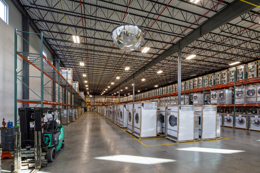 New Alliance Laundry Systems