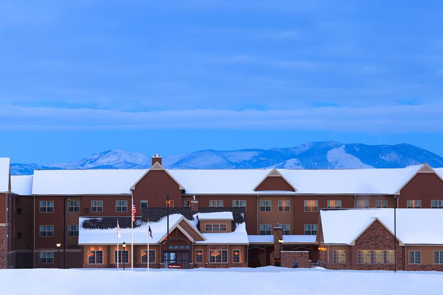 Mariott Residence Inn